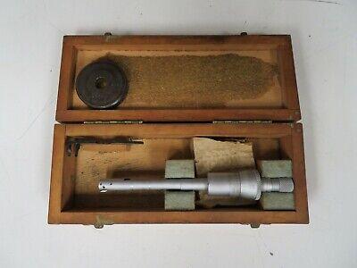 Etalon .35-.4.0002 Intrimikboreholtest Micrometer W Case - Ns71