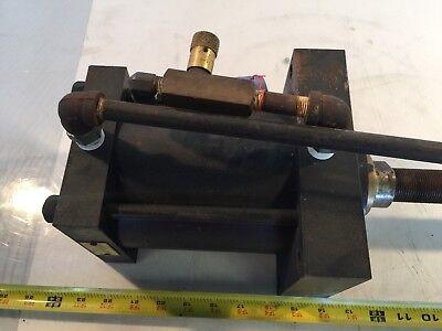 Yates Cylinder G5035 Bore 5 Stroke 4.12