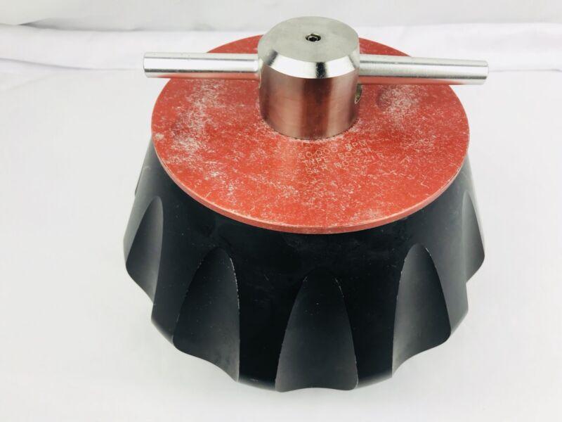 BECKMAN 50.2TI 50.2 TI ANGLE CENTRIFUGE ROTOR 50000 RPM POSITION