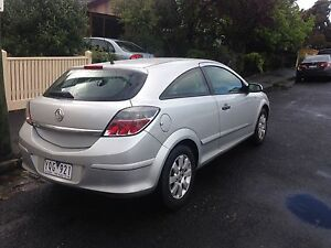 2005 Holden Astra AH Manual 2 Door Silver Coupe Melbourne CBD Melbourne City Preview