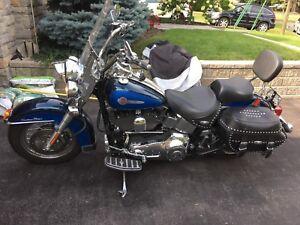 2004 Harley softail