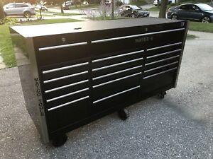 Matco Toolbox. GREAT CONDITION! 2 yrs old.