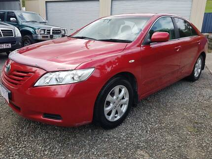 2008 Toyota Camry 4 Cyl Automatic Sedan Marcoola Maroochydore Area Preview