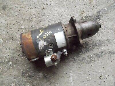 Farmall 400 450 Ih Gas Tractor Original 12v Starter Assembly