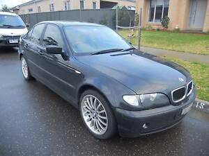 2002 BMW 3 Sedan Casey Area Preview