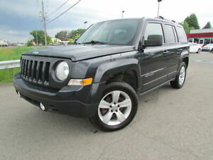 2015 Jeep Patriot 4WD North BLUETOOTH TOIT OUVRANT!!!