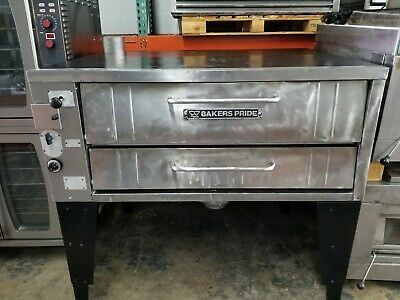 Bakers Pride Pizza Oven Y-351