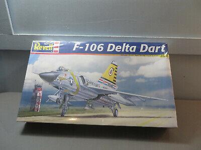 Revell 1:48 F-106 Delta Dart Model Kit 85-5847 SEALED