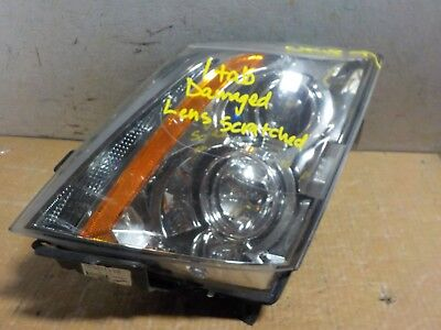 DRIVER LEFT HALOGEN OEM CADILLAC CTS 08-14 HEADLIGHT LAMP ASSEMBLY [S1462] (Cadillac Cts Headlight Assembly)