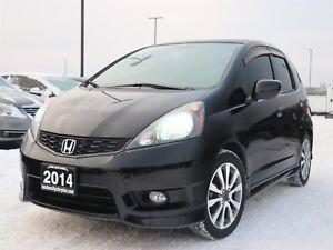 2014 Honda FIT Sport, Keyless Entry, Manual, Clean Car!