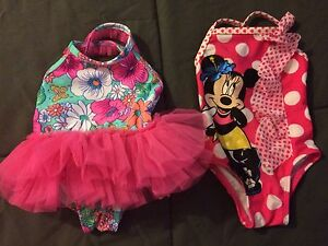 0-3 month brand new bathing suits