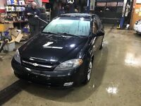 2007 CHEV OPTRA  LT ONLY $4700.00 CERT - NO RUST offers !!! London Ontario Preview