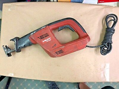 Hilti Wsr 900 Variable Reciprocating Saw P1-85592-2 Ts