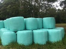 Pasture Hay suits horses round bales Kangaroo Valley Shoalhaven Area Preview