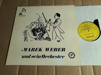 MAREK WEBER und SEIN ORCHESTER - VOL. 2 - LP - DISCOPHILIA DIS 341 - GERMANY