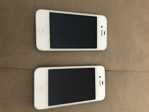 Two iPhone 4s (for parts)