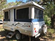 Jayco Outback Camper Trailer in great condition Toorak Gardens Burnside Area Preview