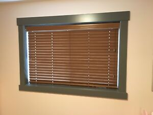 "2"" Wood Blinds - Various Sizes"