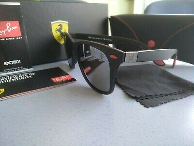 Gafas de sol Ferrari 4195 polarizadas PLATA