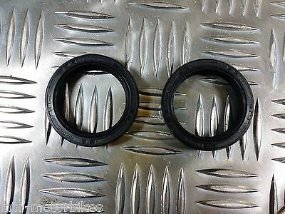 Pair Fork Oil Seals For Suzuki DR 125 SM 2008 - 2009