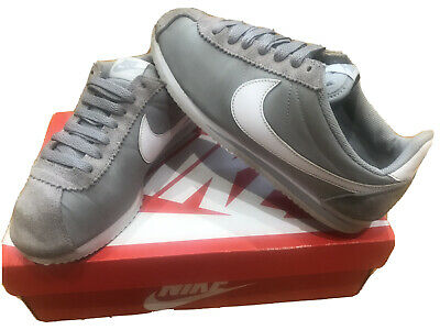 Men's Nike Cortez Trainers UK 6 Grey