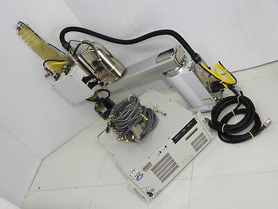 Seiko Epson G6-653c Scara Robot Controller Rc620 200-240vac Cables