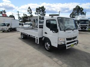 ** 2016 FUSO CANTER 918 X-LONG STEEL TRAY TOP ** Arndell Park Blacktown Area Preview