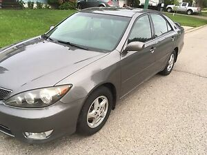 2005 Toyota Camry SE Fully Loaded