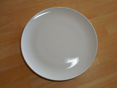 - Corning CENTURA WHITE COUPE Salad Plate 8 5/8