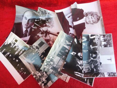 9+originale+Pressefotos+%2C+Helmut+Kohl+%2C+H.D.Genscher+....