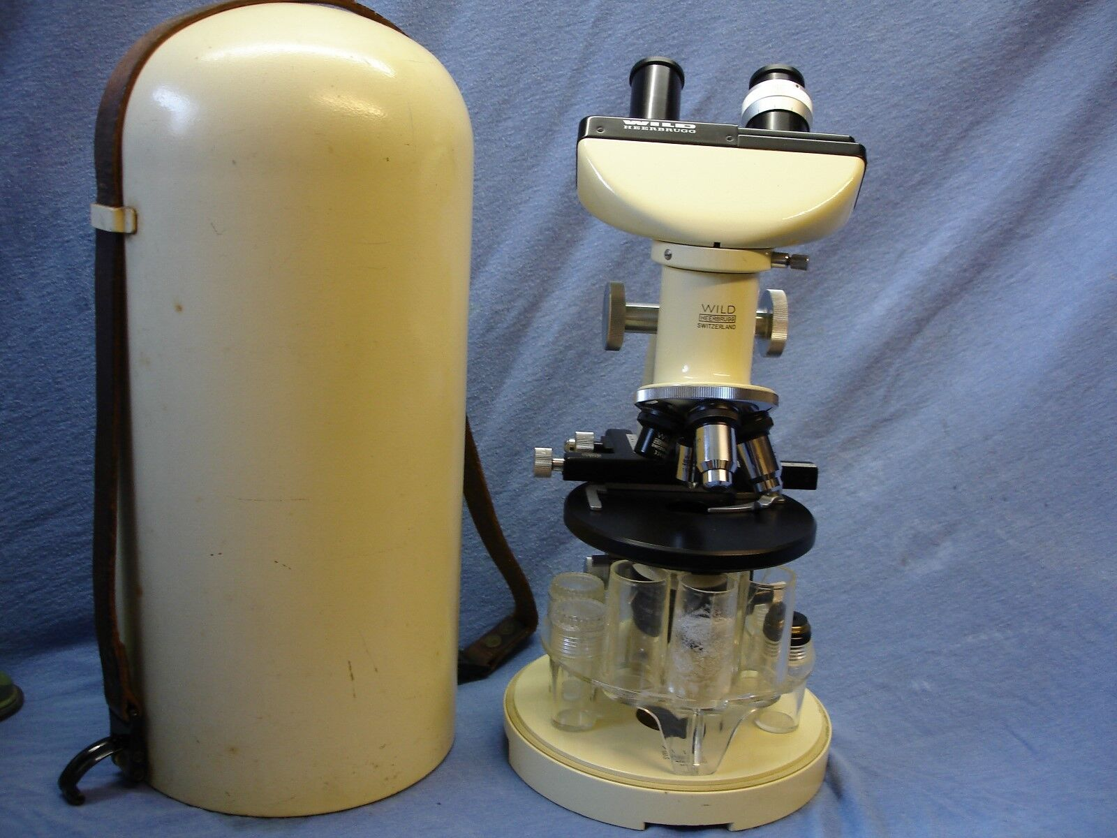Binokulares mikroskop medizin & labor