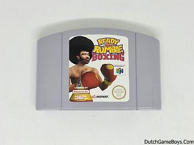 Ready 2 Rumble Boxing - EUR - Nintendo 64 - N64