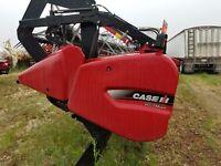 2013 CASE IH 3020/flex header/Bartel Farms Winnipeg Manitoba Preview