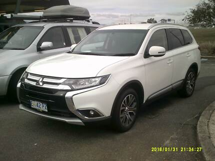 2015 Mitsubishi Outlander Wagon AWD Launceston Launceston Area Preview