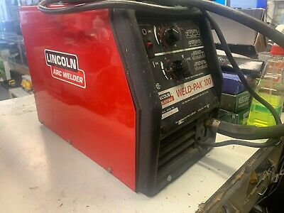 Lincoln Electric Weld-pak 100 Arc Welder