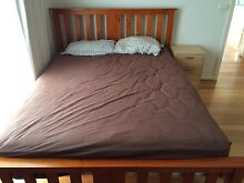 Queen size bed in really good condition Vermont South Whitehorse Area Preview