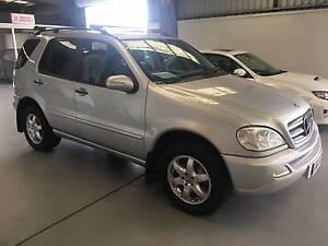 2003 Mercedes-Benz ML Wagon Belmont Belmont Area Preview
