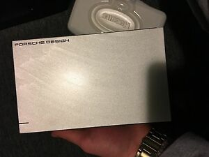 3tb Porsche Design External Hard Drive