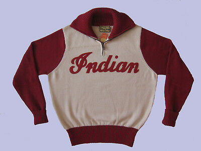 indian motorcycles Club sweater