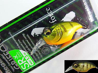 Megabass - New SR-X GRIFFON 43mm 1/4oz. GG KASUMI TIGER