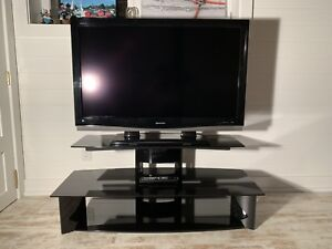 """Sharp TV and Stand LC-46D64U 46"""" AQUOS® 1080p LCD HDTV AND Stand"""