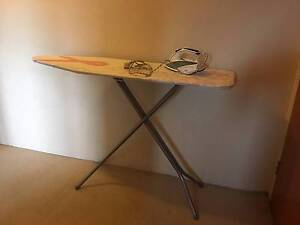 Ironing board, iron and stand Randwick Eastern Suburbs Preview