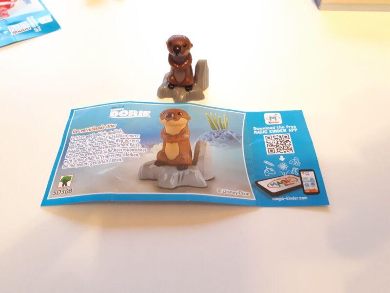 Ü Ei Findet Dorie 2016 Einzelfiguren Otter