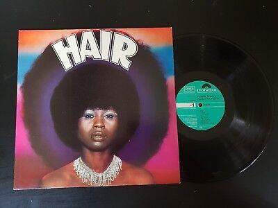 DISQUE VINYLE 33T : HAIR