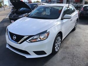 2017 Nissan Sentra SV- REAR VIEW CAMERA, HEATED FRONT SEATS
