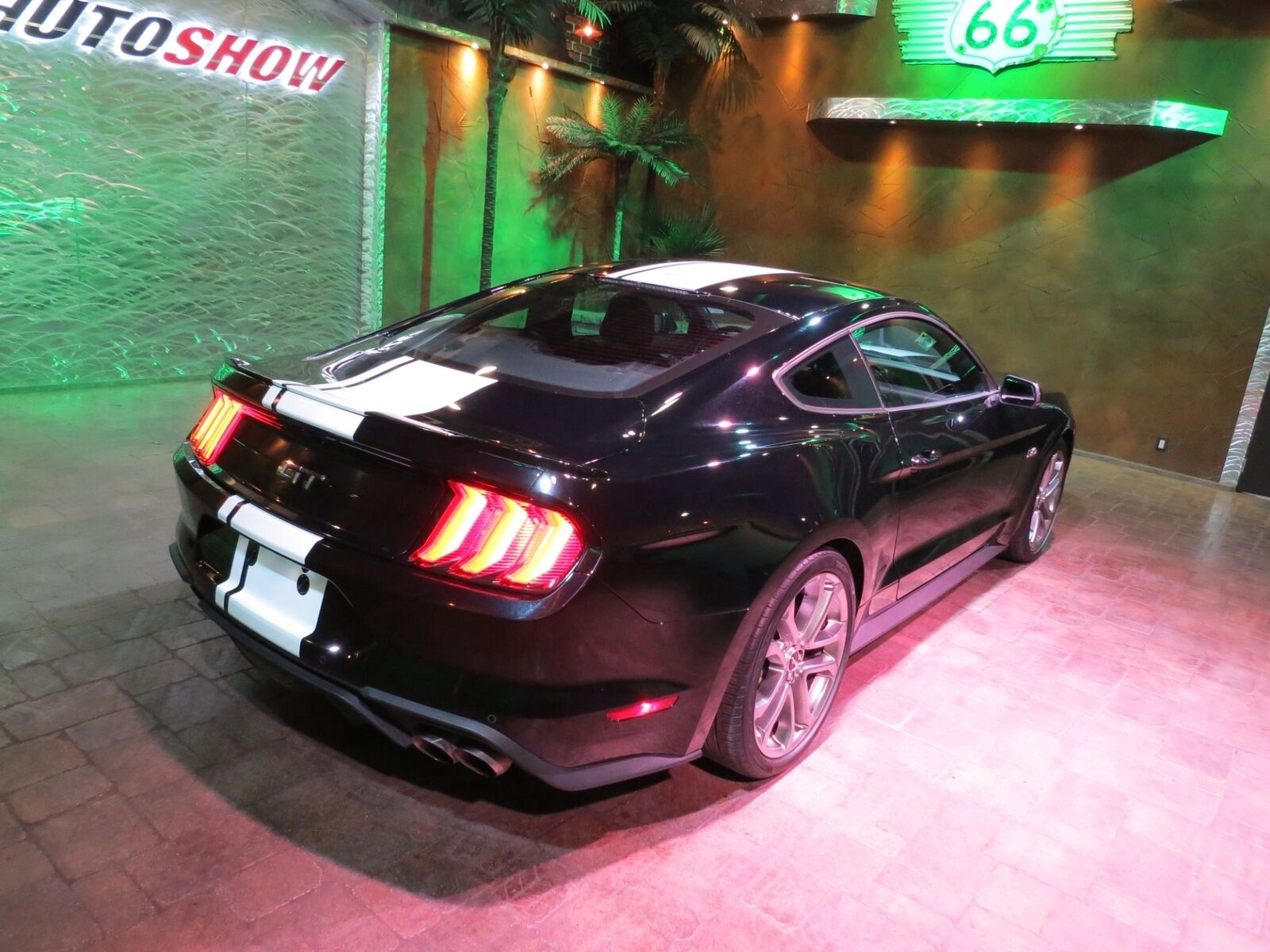 Ford Mustang 2.3 Turbo 0-60