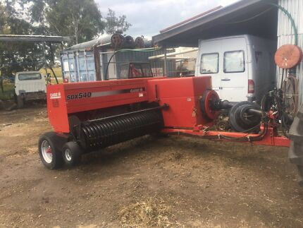 SBX540 small square Baler