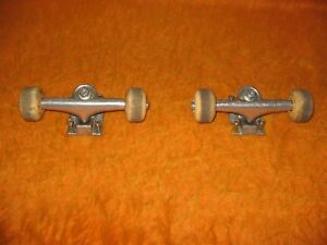 Skateboard Trucks, Wheels, Bearings And Deck Bolts Combo Deal