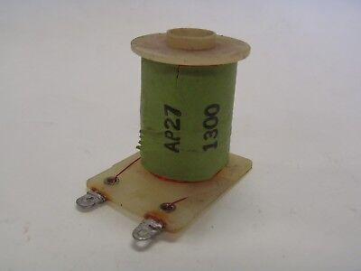 NOS WILLIAMS BALLY PINBALL MACHINE AP27 1300 COIL SOLENOID WITH SLEEVE
