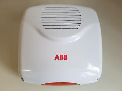 ABB DTS7103 Sirène Pour Externes Autoalimentée Avec Clignotant